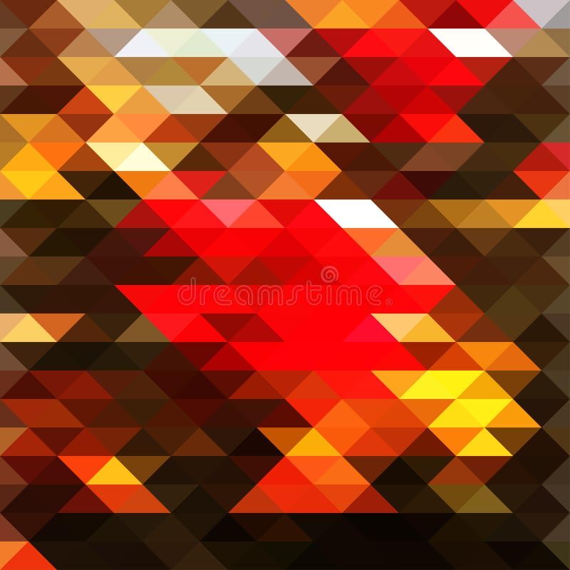 Poligonalny kolorowy tło abstrakcyjny tło royalty ilustracja