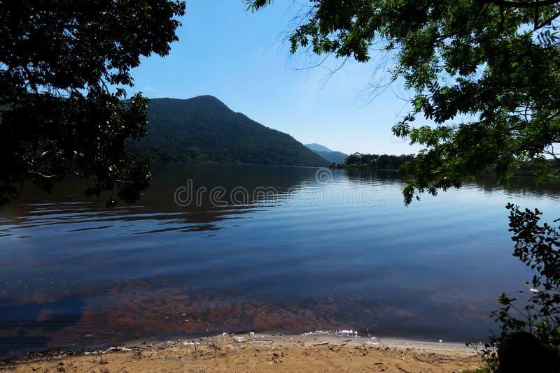 Polis del ³ del em Florianà de Lagoa DA Conceição - Santa Catarina - el Brasil imagen de archivo libre de regalías