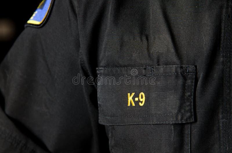 Polisen K9 arkivbilder