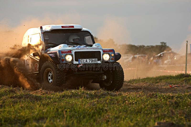 Download Polish Baja Cross-country Race Editorial Image - Image: 11081775