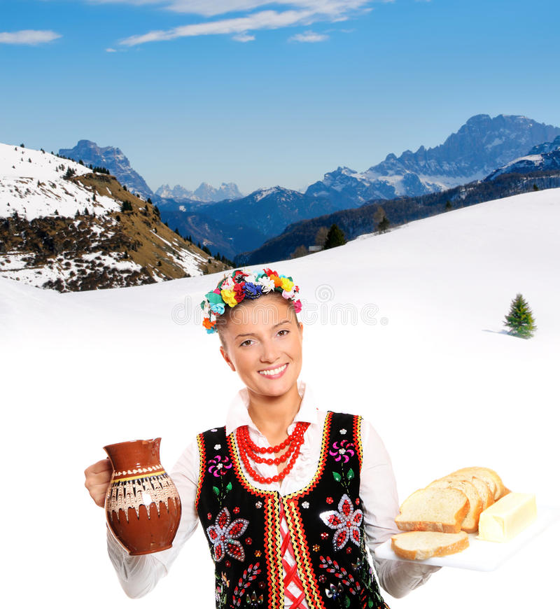 Download Polish hospitality stock photo. Image of culture, polish - 23064348