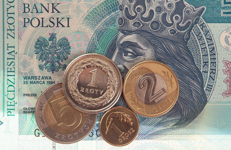 Download Polish money background stock image. Image of money, currency - 24823977