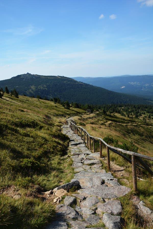 Polish mountains royalty free stock photo