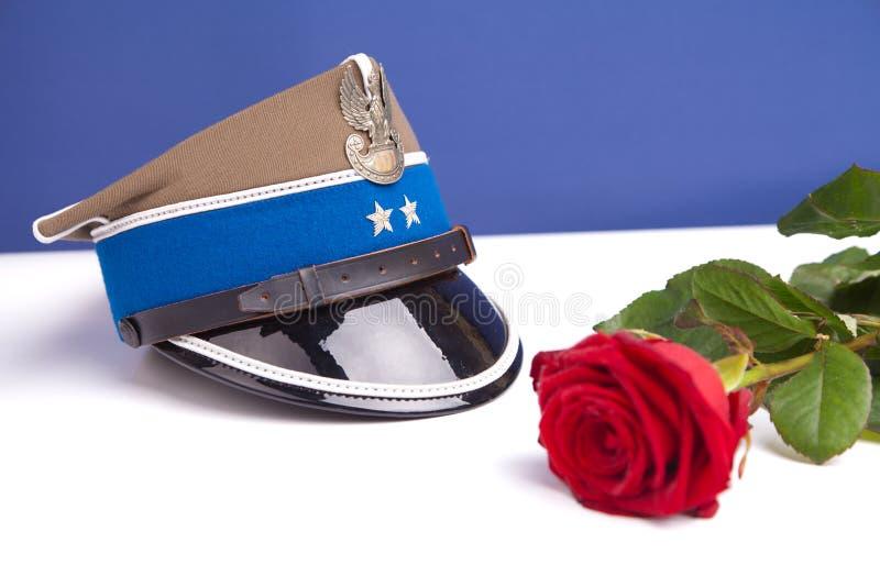 Polish officer hat