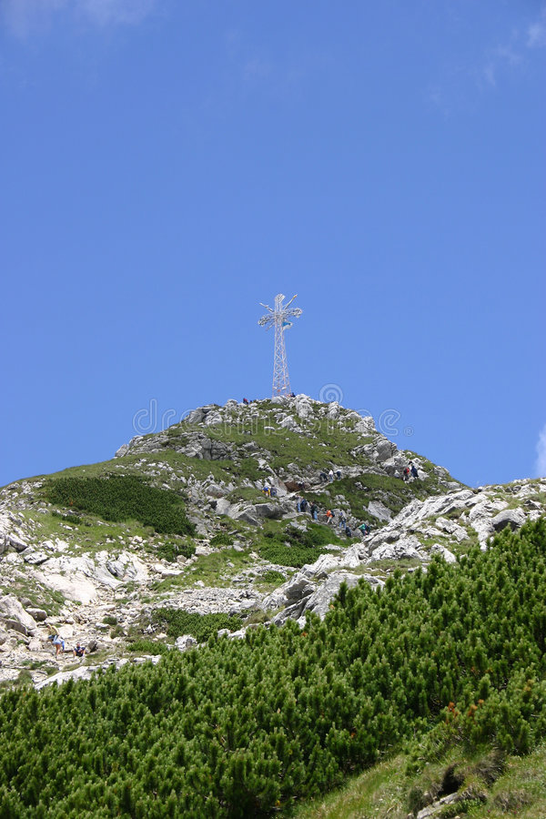 Free Polish Tatra Mountains Royalty Free Stock Photos - 4339878