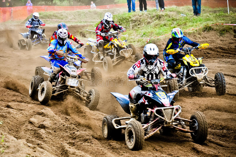 Download Polish Western Zone Motocross Championship Round VI Poland Editorial Stock Image - Image: 33004059