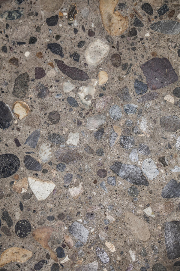 Polished concrete. Very sharp macro picture royalty free stock images
