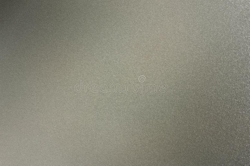 Polished dark gray steel plate, abstract texture background vector illustration