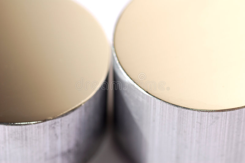 Polished material royalty free stock photography