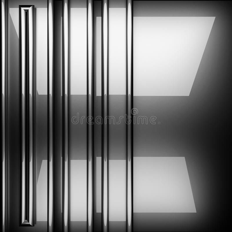 Polished metal background royalty free stock photos