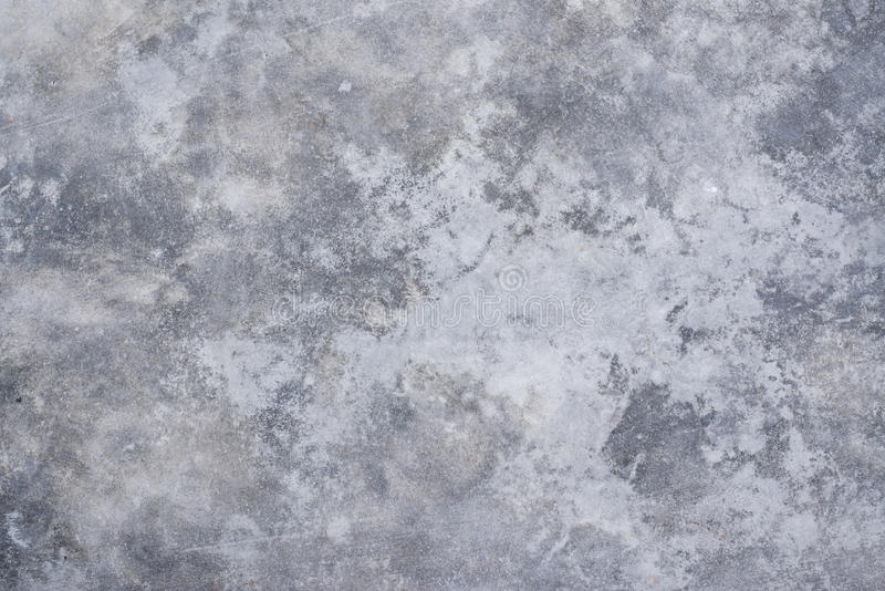 Polished old grey concrete floor texture cement stock images
