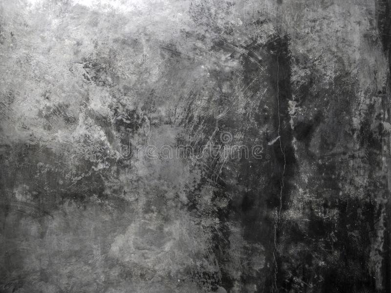 Polished plaster concrete wall texture for pattern. And background royalty free stock photos