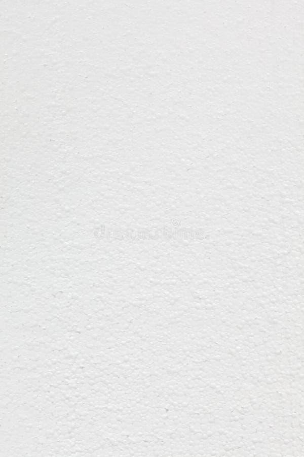 Polistirene espanso bianco della priorità bassa di struttura della tela di canapa fotografie stock libere da diritti