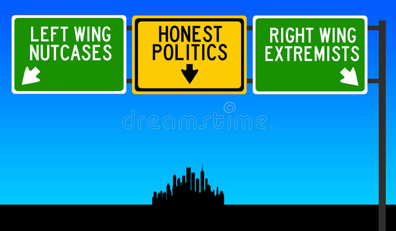 politica royalty illustrazione gratis