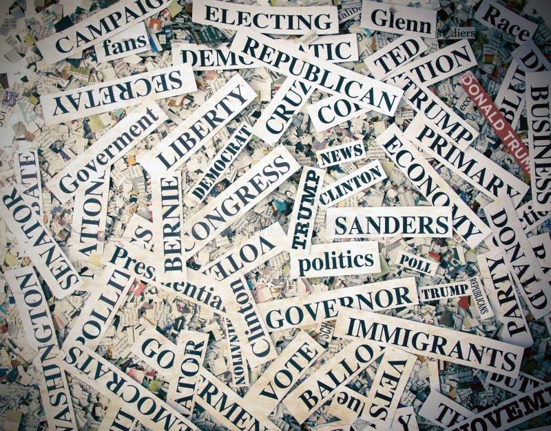 Politica arkivfoton