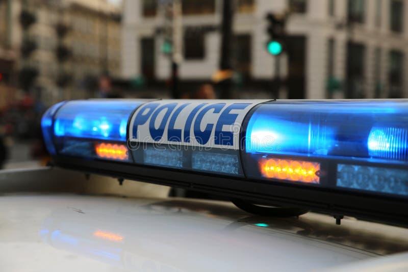 politie royalty-vrije stock foto