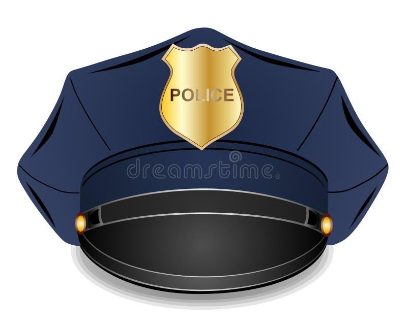 Politie GLB vector illustratie