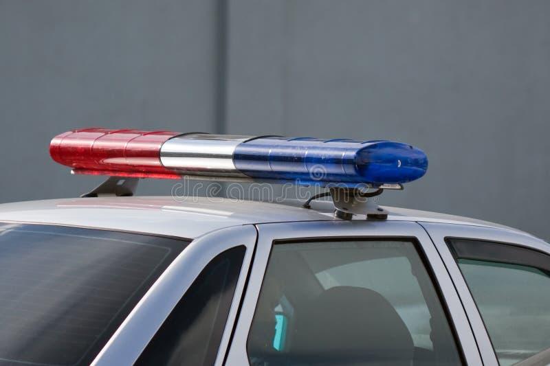 Politiewagen stock afbeeldingen