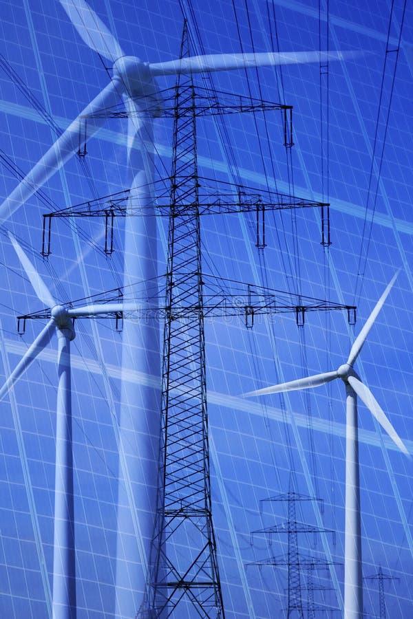 Politique énergétique photo libre de droits
