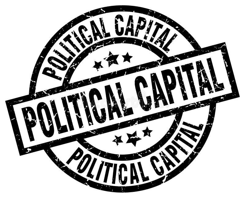 politisk huvudstämpel vektor illustrationer