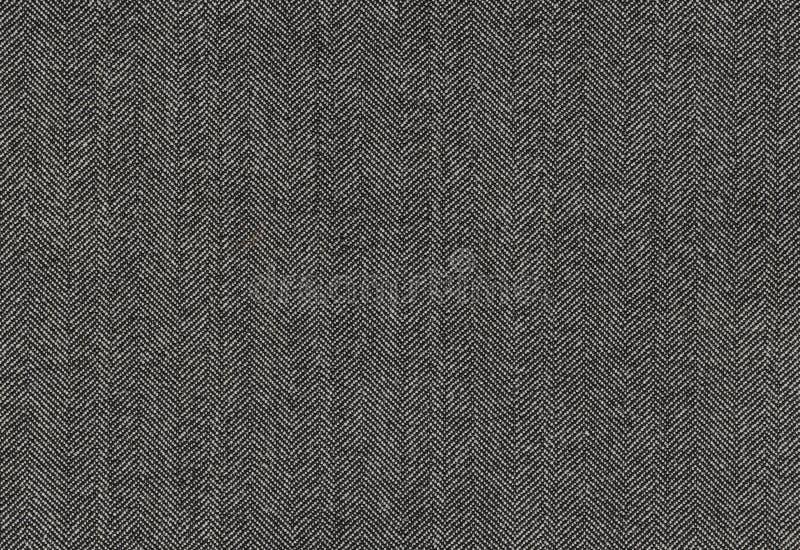 Poliviskon-Fischgrätenmuster mit Vlies, grauer Farbbeschaffenheitshintergrund lizenzfreie stockfotografie