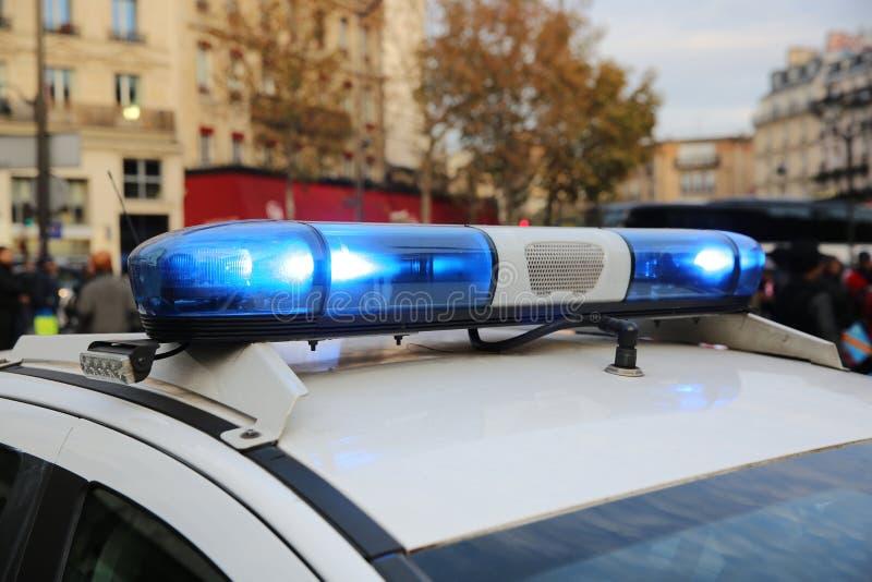 polizei stockfotografie