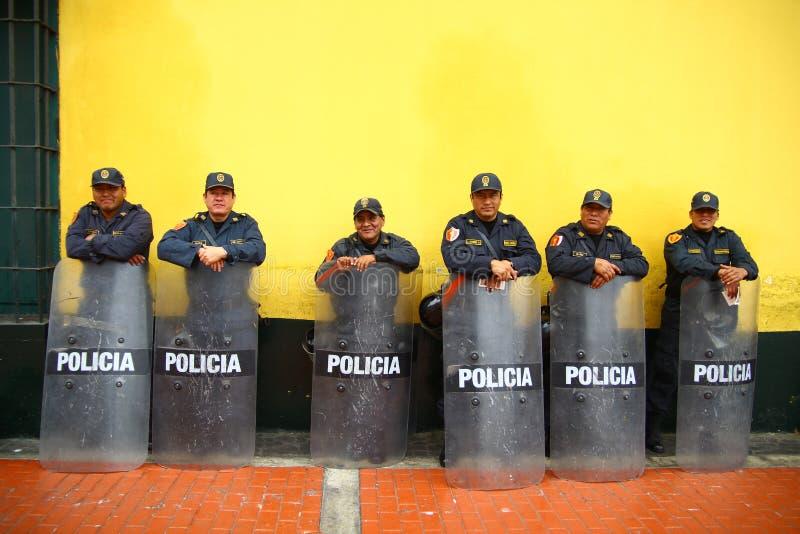 Poliziotto standby