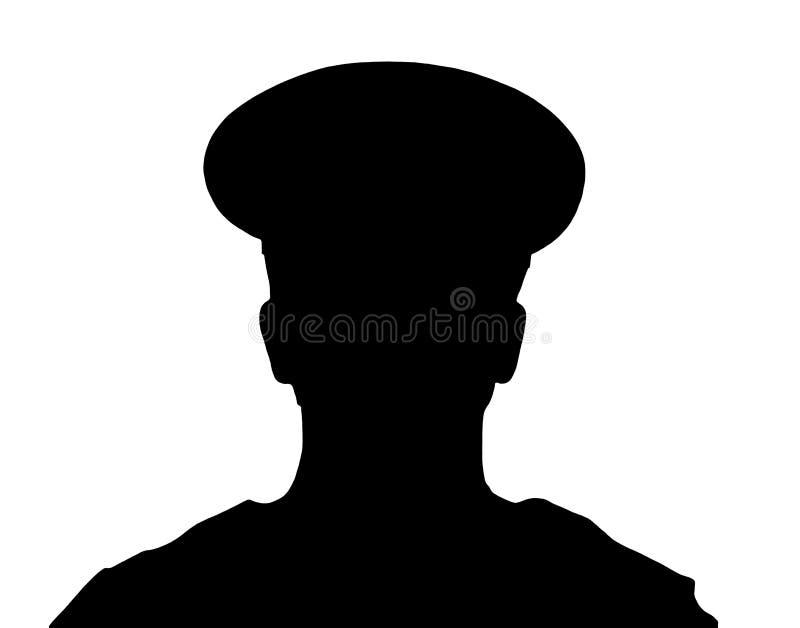 Polizist Lizenzfreies Stockfoto