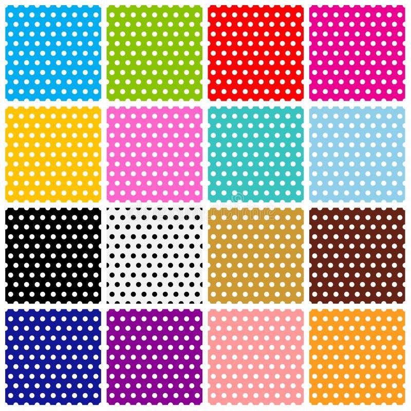 Download Polka dot stock vector. Illustration of baby, decorative - 21618881
