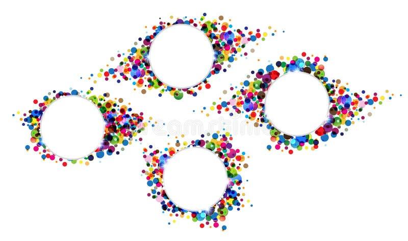 Download Polka dot backgrounds stock vector. Illustration of group - 26274543