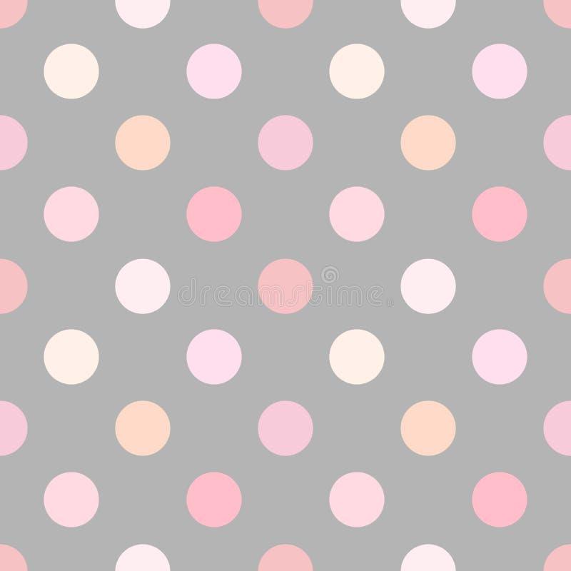 Free Polka Dot Pink Stock Photography - 54632492
