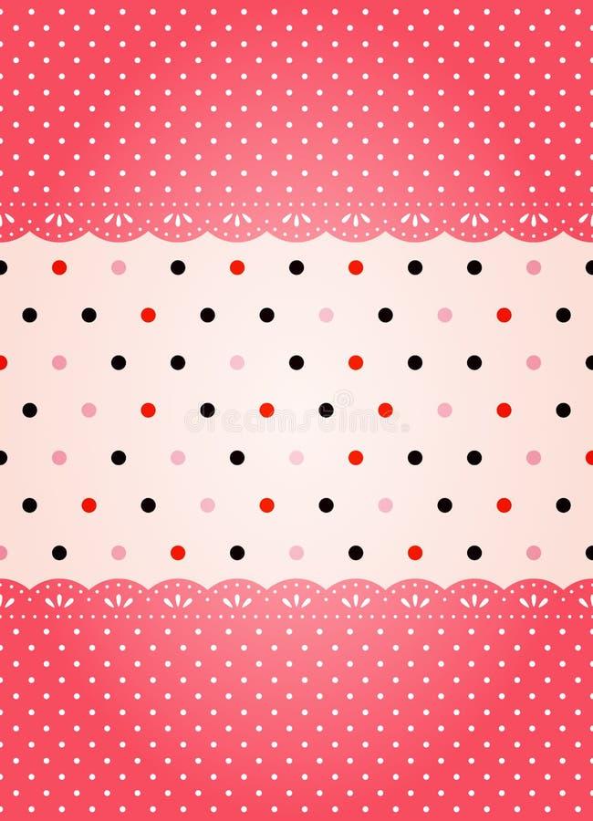 Download Polka dot texture stock vector. Illustration of circle - 26058441