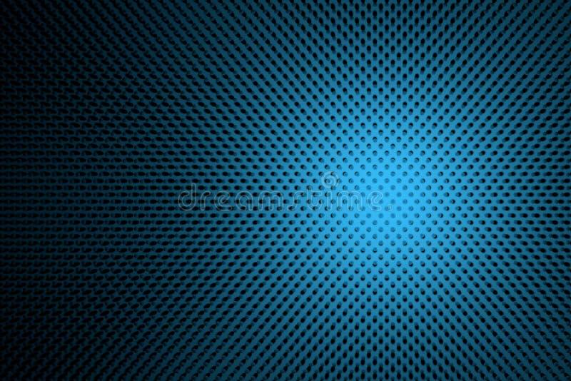 Polka dots background vector illustration