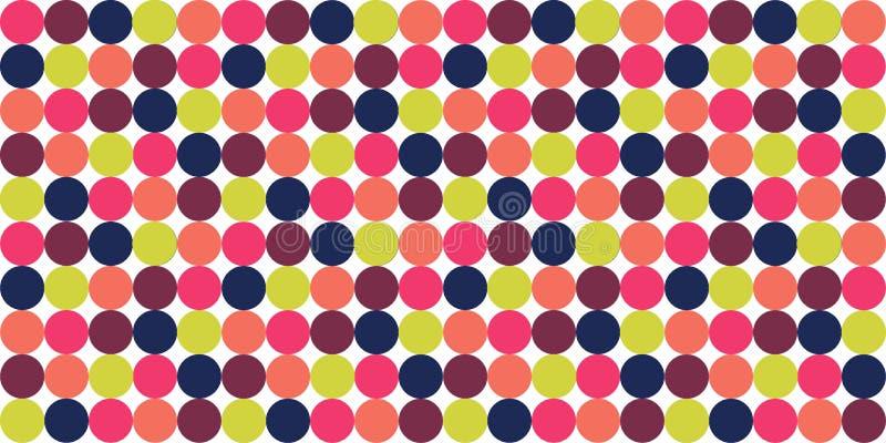 Polka Dots royalty free stock photo