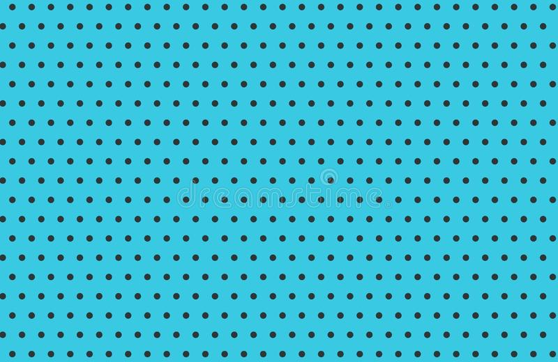 Polka dots  seamless pattern background. Abstract seamless pattern background wallpaper blue color cover template element concept new backdrop design graphic royalty free stock photos
