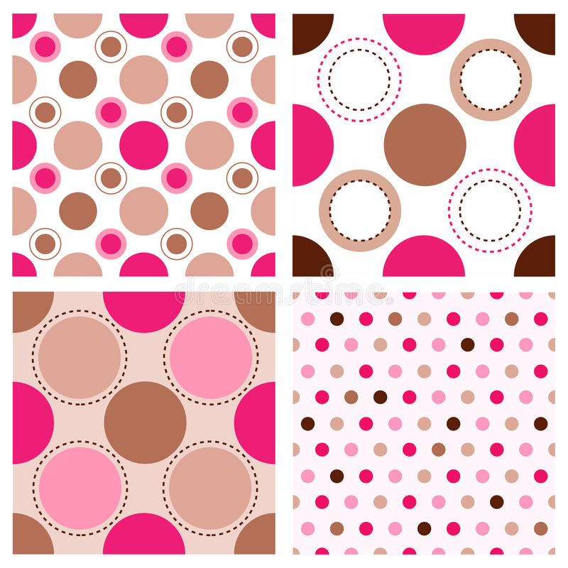 Download Polka Pattern Royalty Free Stock Photo - Image: 24201485