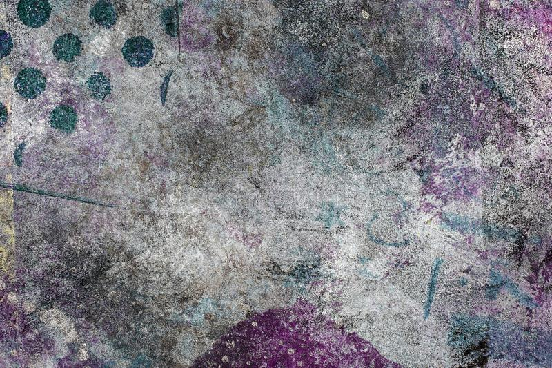 Polkadot Grunge Abstract Background Texture stock photos