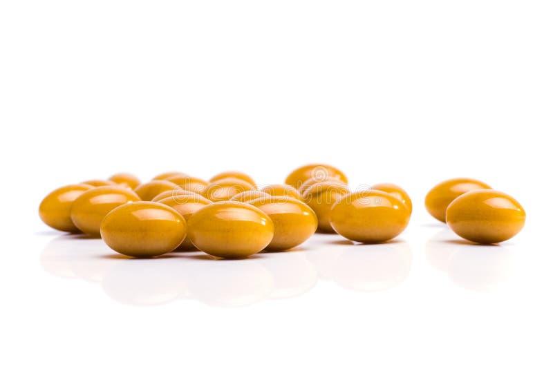 Download Pollen pills stock photo. Image of pill, studio, relieve - 11467100