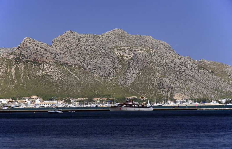 Download Pollensas In Balearic Islands Stock Photo - Image: 2583358