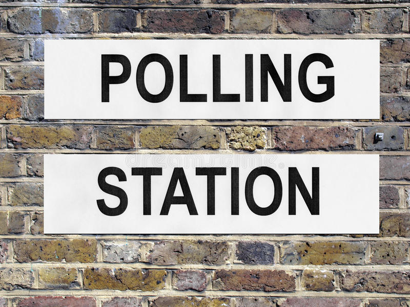 Download Polling station stock image. Image of thing, object, district - 14494117