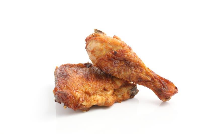 Pollo arrostito immagini stock libere da diritti