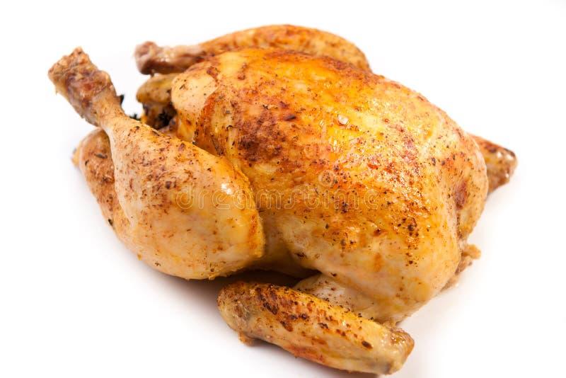 Pollo arrosto fotografie stock