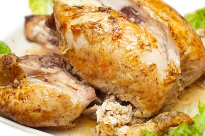 Pollo cotto immagine stock libera da diritti