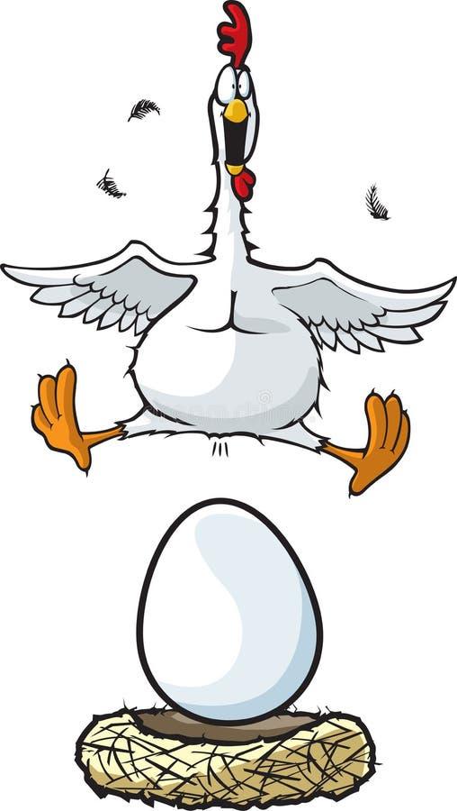Pollo 1 royalty illustrazione gratis