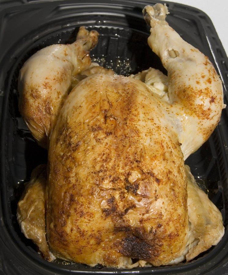 Pollo del Rotisserie imagenes de archivo