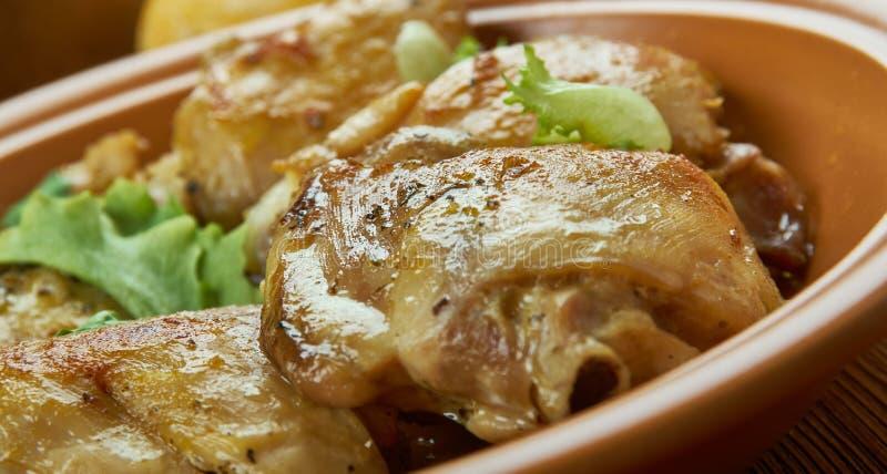 Pollo irlandese fotografia stock