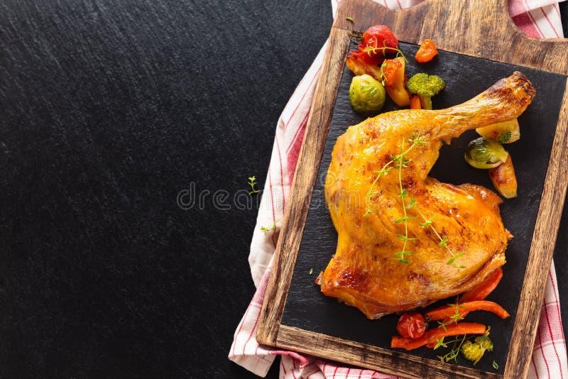 Pollo rebanado sin procesar fotografía de archivo