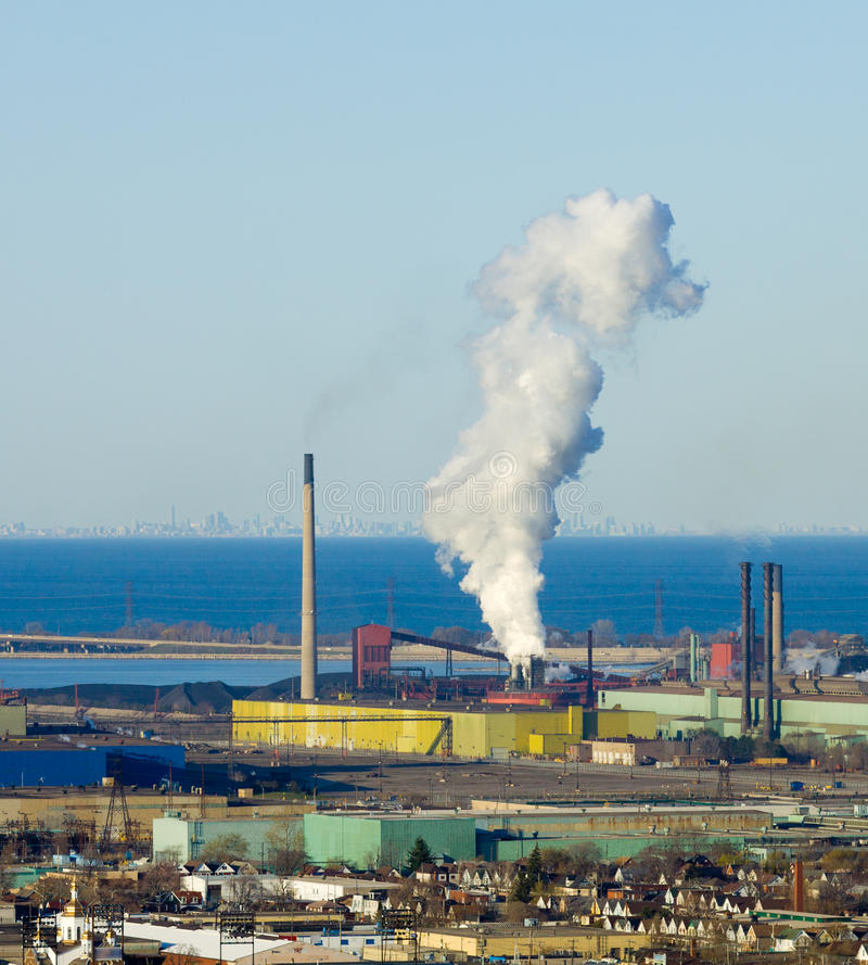 Pollution stock images