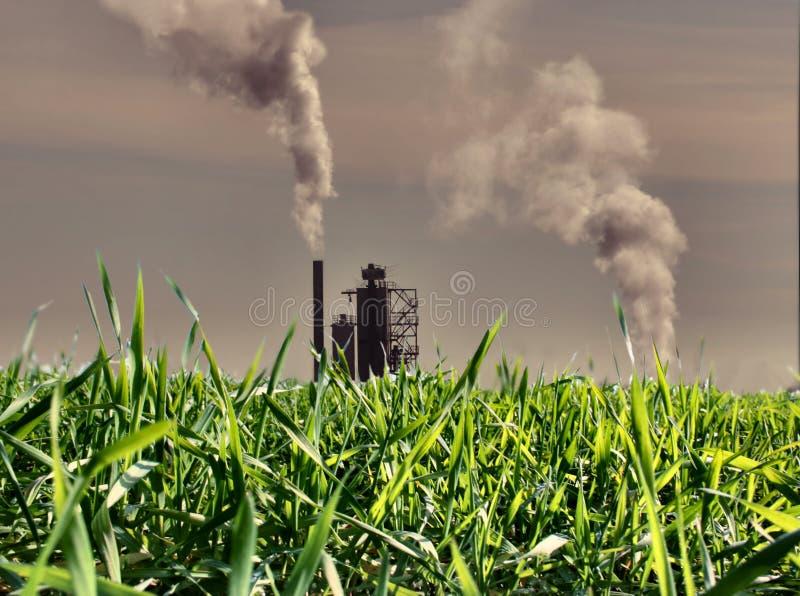 Pollution Photo stock