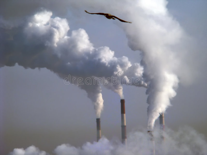 Download Pollution stock image. Image of progress, toxic, pipe - 7761437